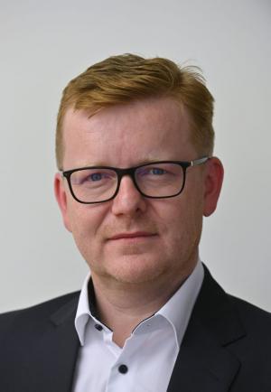 Chairman Petr Mlsna
