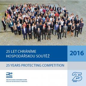 25th Anniversary of the Office for the Protection of Competition